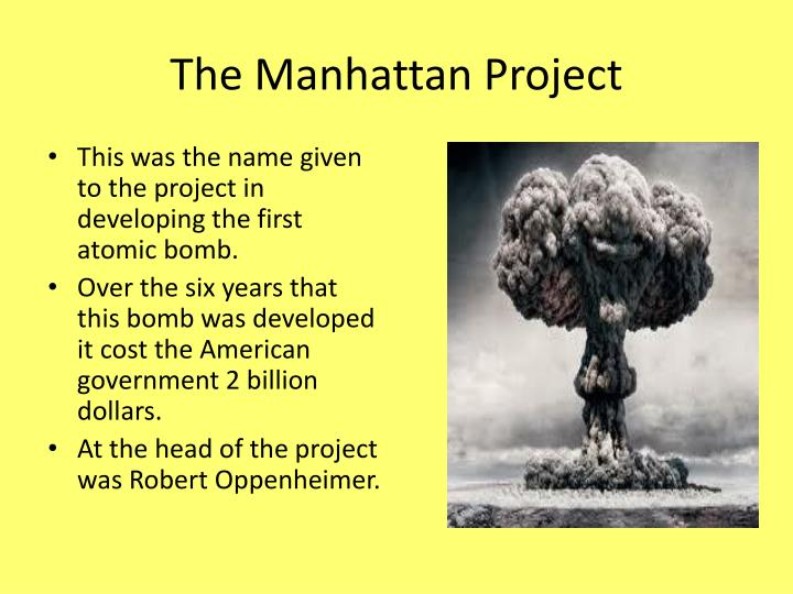 einstein and the manhattan project On october 11, 1939, franklin d roosevelt received a letter warning him of the possibility that nazi germany might develop a nuclear bomb the letter, signed by albert einstein, urged the us president to take action the result was the  manhattan project, america's own secret wartime drive that did,.