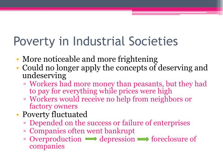the undeserving and deserving poor structure essay The undeserving poor policy makers for centuries have gone through phases in which they view welfare through the concept of the deserving and undeserving poor.