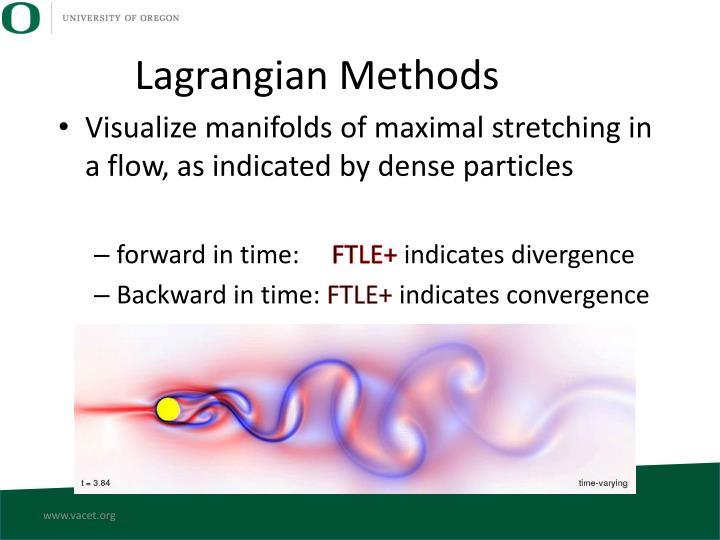 Lagrangian