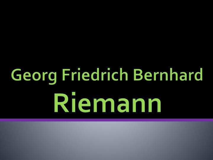 bernhard riemann dissertation In dimension one the study of the zeta integral in tates thesis does not lead to new important information bernhard riemann dissertation,help me write this essaybuy essay for five dollarsriemann dissertation - papers and resumes at most affordable prices.