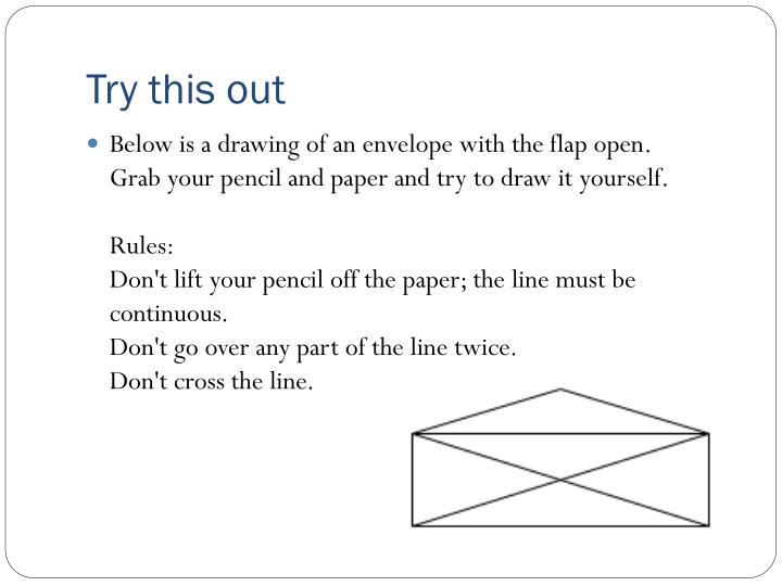 Try this out