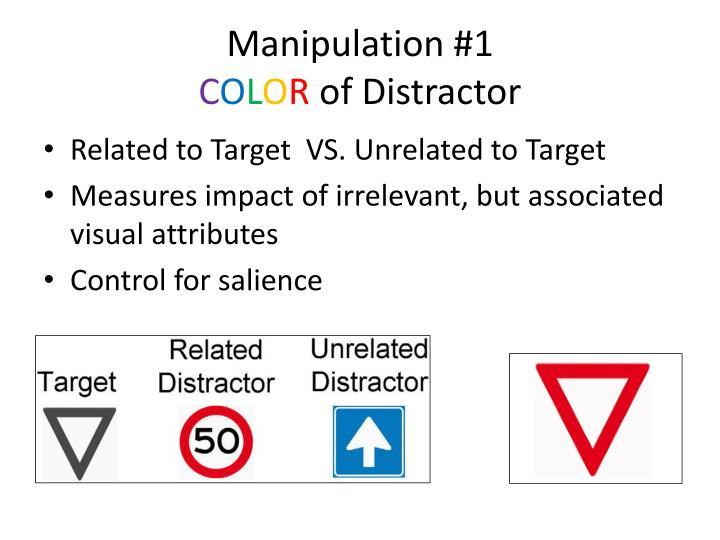 Manipulation #1