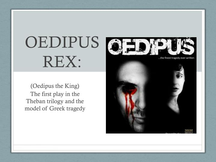 oedipus rex truth essay Read fate in oedipus rex free essay and over 88,000 other research documents other characters like jocasta refuse to accept the prophecies as truth.