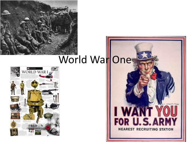 world war one n.