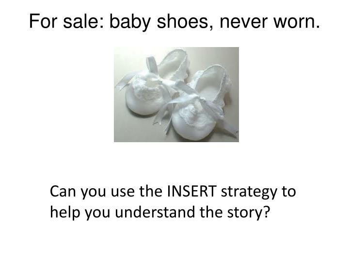Hemingway Baby Shoes Snopes