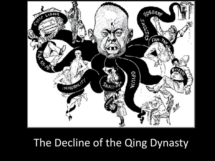 decline and fall if romanov dynasty