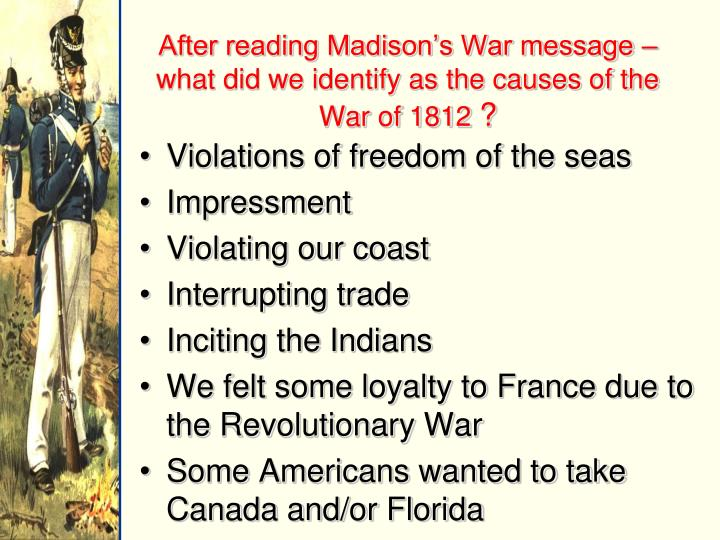 read all abut war of 1812