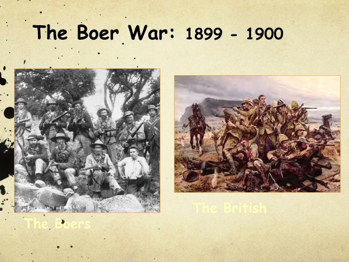 The Boer War: