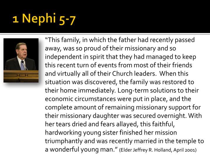1 nephi 5 72