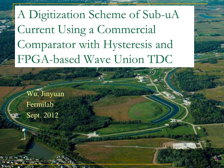 A Digitization Scheme of Sub-