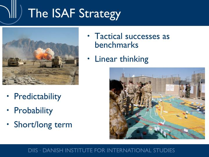 The ISAF