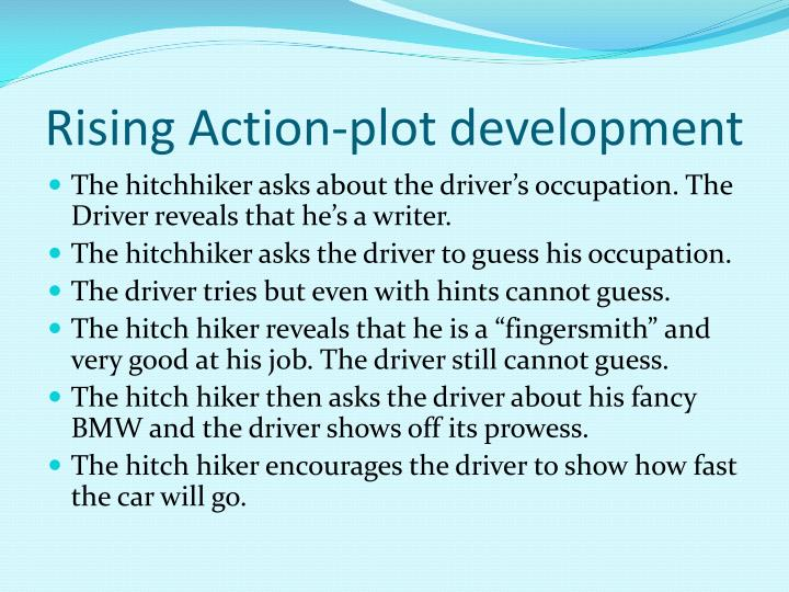 the hitchhiker short story