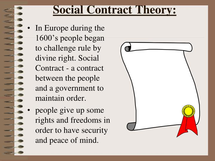 Social Contract Theory: