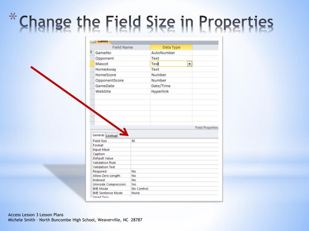 PPT - Microsoft Access 2010 PowerPoint Presentation - ID:2472110