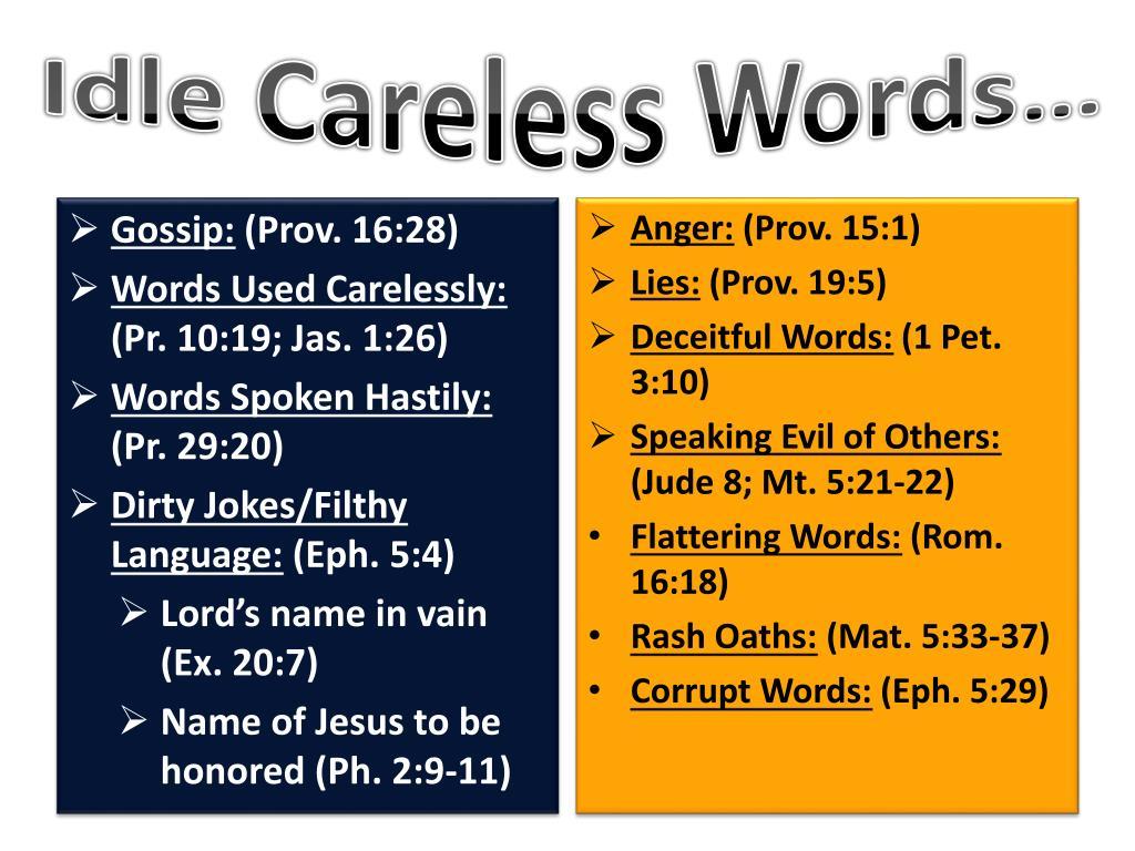 PPT - (Matthew 12:31-37) PowerPoint Presentation - ID:2472123