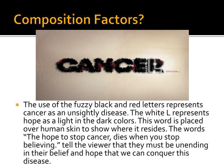 Composition Factors?