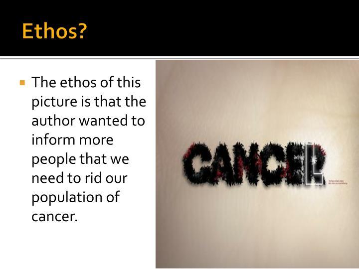 Ethos?