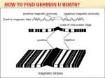 how to find german u boats