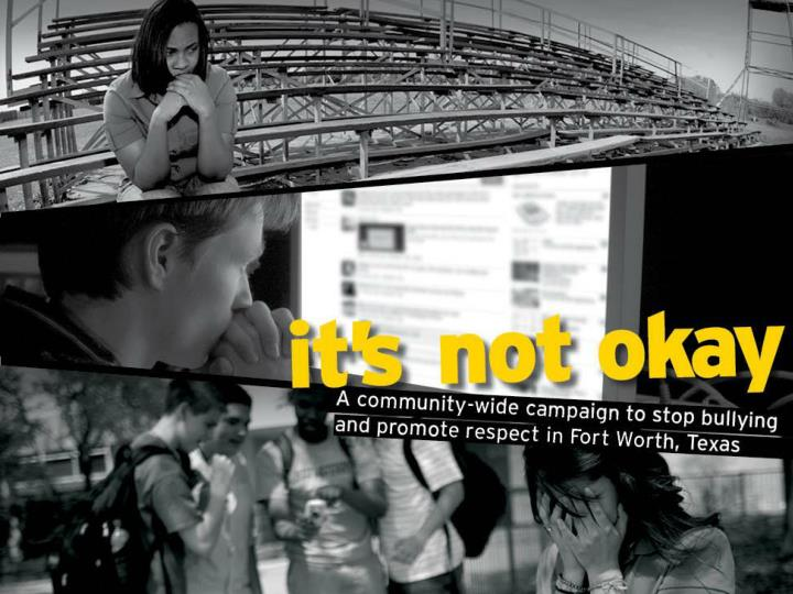 Fort worth isd is committed to helping our students stay safe
