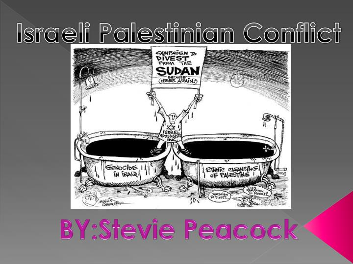 Israeli Palestinian Conflict