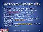 the fairness controller fc