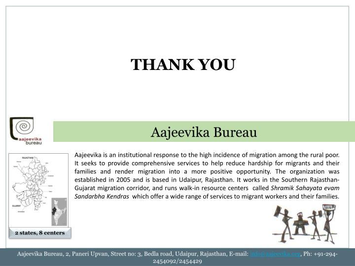 Aajeevika Bureau