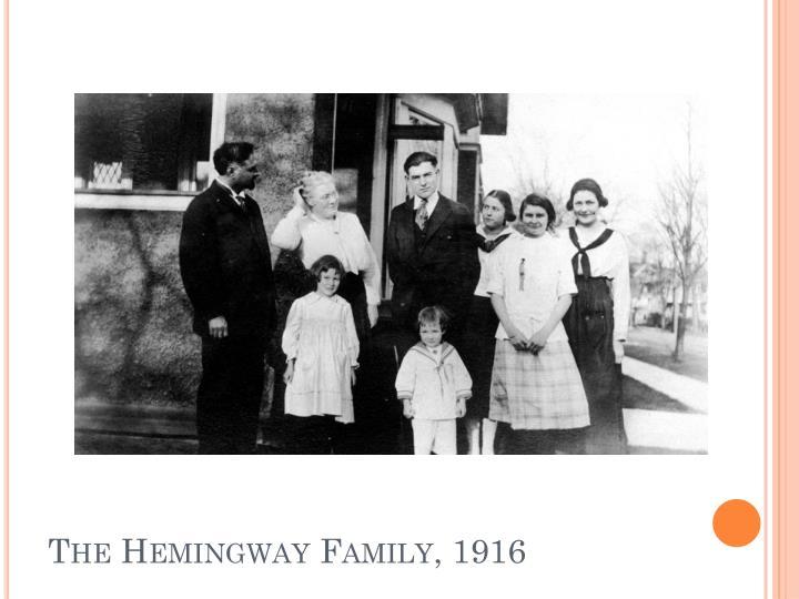 The Hemingway
