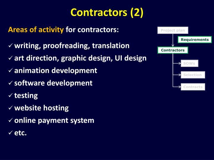 Contractors (2)