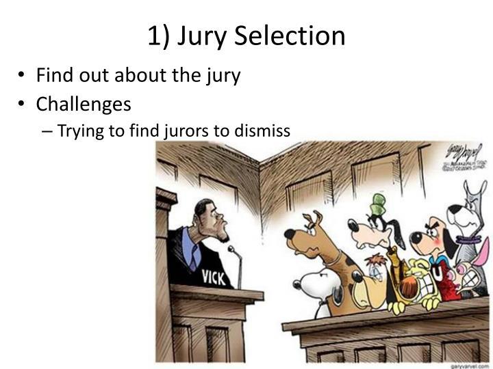 1 jury selection