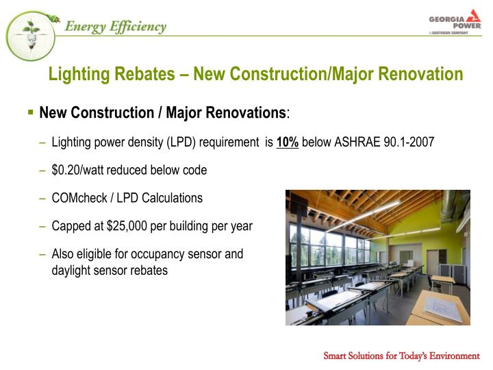Ppt Commercial Energy Efficiency Program Powerpoint