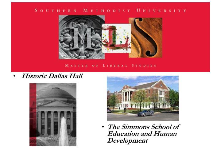 Historic Dallas Hall