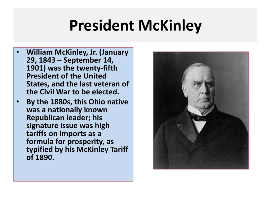 president william mckinley family tree - 960×720