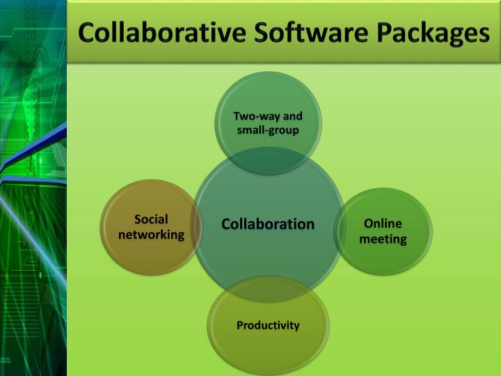 Collaborative Software Packages