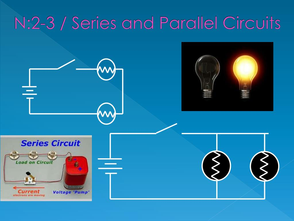 Ppt N2 3 Series And Parallel Circuits Powerpoint Presentation Circuit N 2