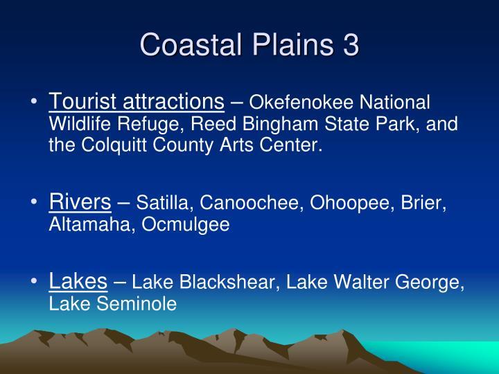 Coastal Plains 3
