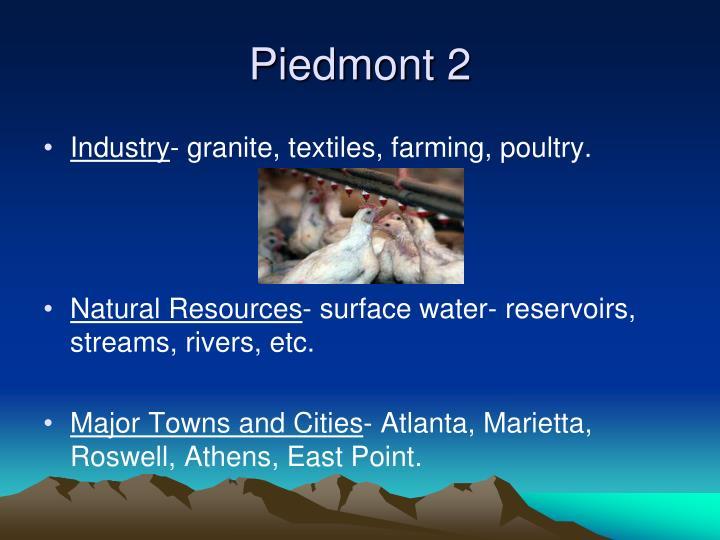 Piedmont 2