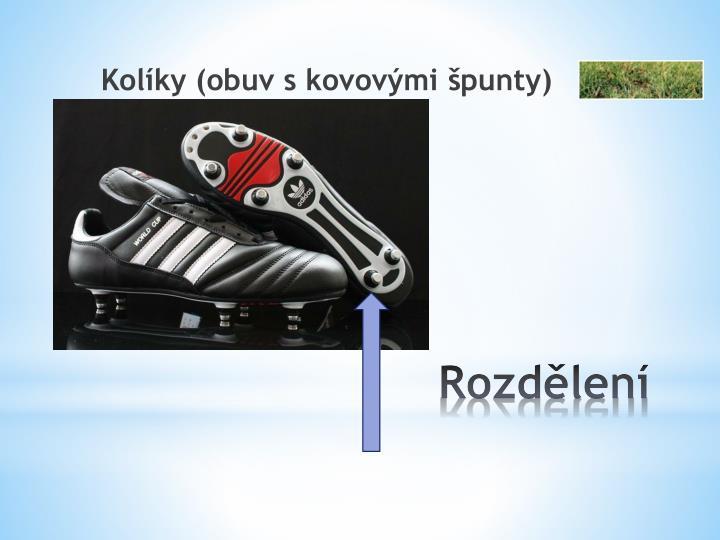 Kolíky (obuv