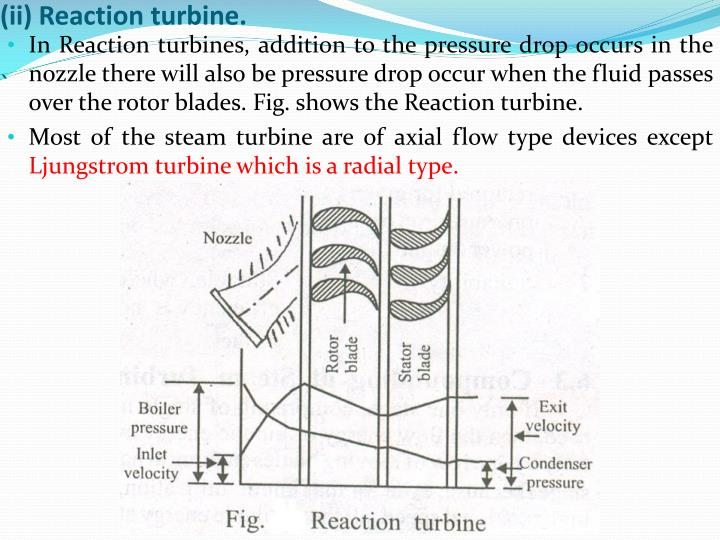 PPT - TURBOMACHINES Chapter 7 STEAM TURBINES PowerPoint Presentation ...