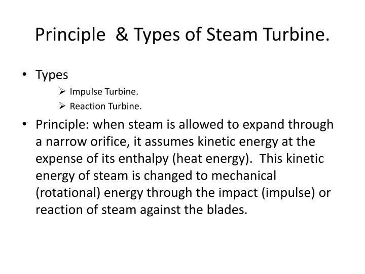 PPT - Steam turbines PowerPoint Presentation - ID:2479058