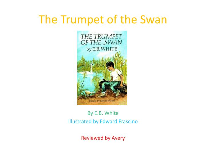 By e b white illustrated by edward frascino reviewed by avery