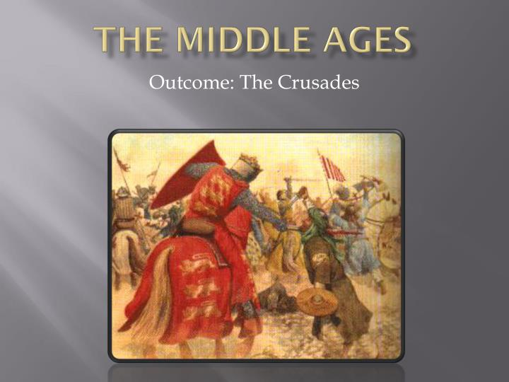 the crusaders were europes version of holy wars during the middle ages This list explains the main eight crusades there were can't get enough of holy war check out the crusades: influence on the european middle ages.