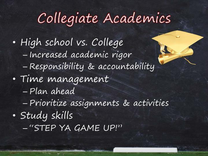 Collegiate Academics