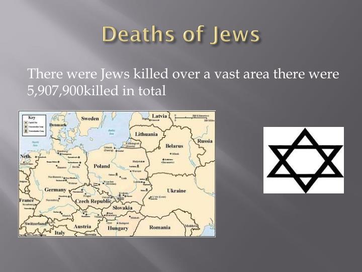 Deaths of jews