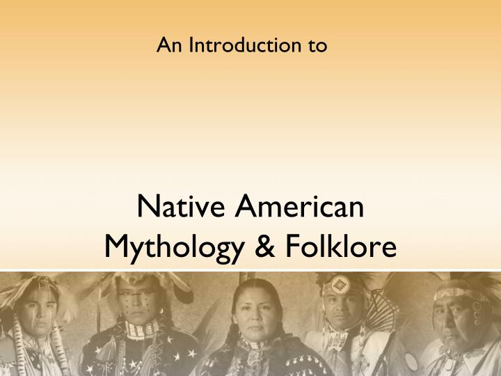 an introduction to native american literature This is one of a series of brief anthologies designed for ethnic, multicultural and american literature courses the series aims to introduce undergraduates to the rich but often neglected literary contributions of established and newer ethnic writers to american literature.
