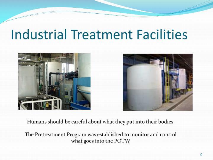 Industrial Treatment Facilities