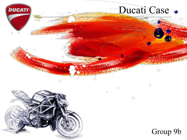 hbs ducati case analysis