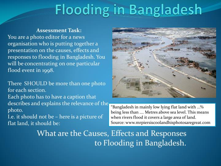 flood causes effects causes and control Flood caused by river overflow has the potential of sweeping everything in its path downstream lake and coastal flooding occurs when large storms or tsunamis causes the water body to surge inland these overflows have destructive power since they can destroy ill-equipped structures to.