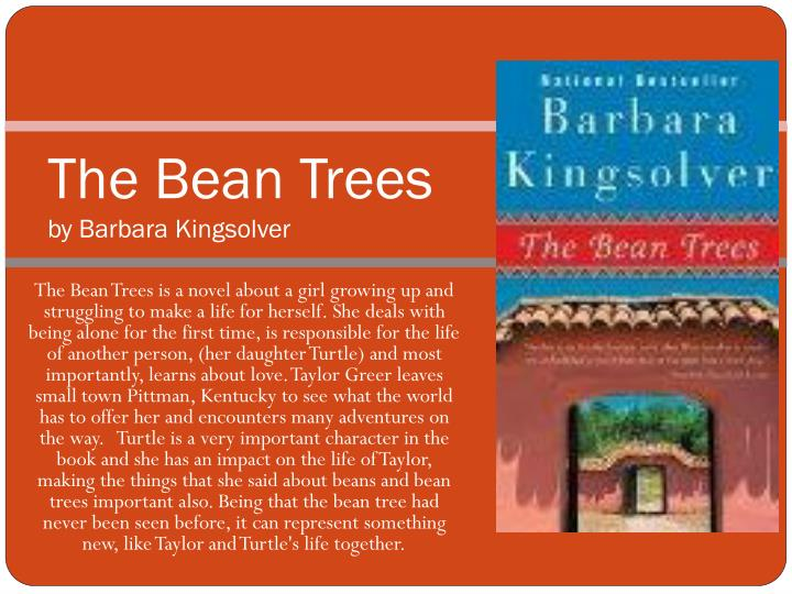 an in depth review of the story the bean trees The paperback of the hot mess by emily i was constantly looking for the depth, growth, change as the story changed and i just the bean trees is bestselling.