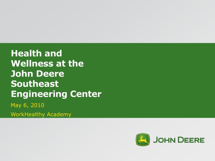 what are the strength and weakness of john deere of achieving excellence program Strengths and weaknesses, 2014 people building value awards, i-90 kishwaukee bridge, advocate good shepherd hospital, john deere road, update from commercial paving, new kalahari water park, industry involvement.