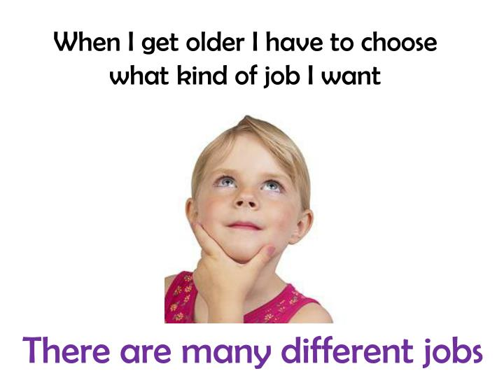 PPT - There Are Many Different Jobs PowerPoint ...  PPT - There Are...
